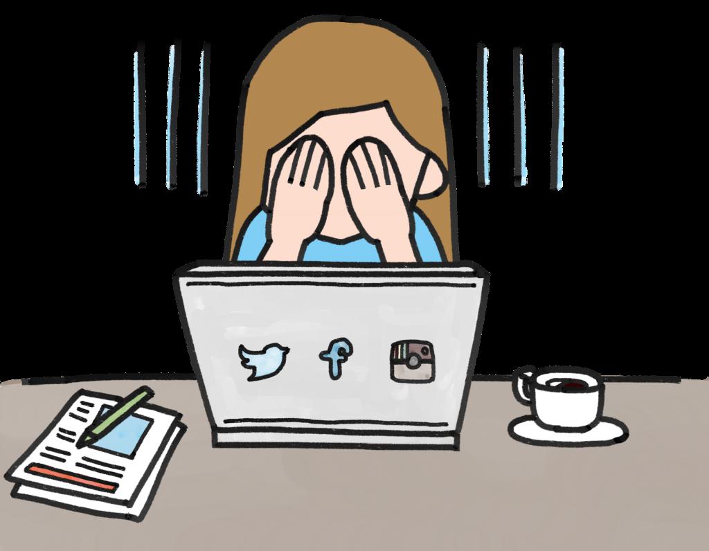 Divorce - Social media control is key!